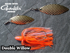 FINESSE DOUBLE WILLOW SPINNER BAIT